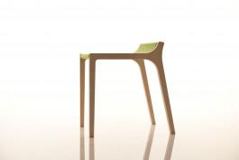 Sirch Sibis Xarre, houten handgemaakte kinderstoel - 1