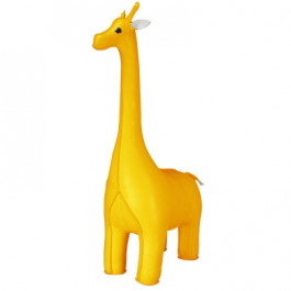Zuny Giraffe geel, medium -1