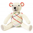 Anne-Claire Petit knuffel Teddybeer, Nature Check
