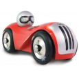 Streamline raceauto, Red
